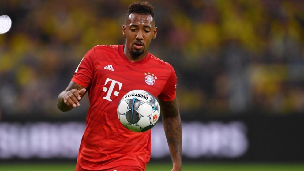 德甲名记:博阿滕决定不去尤文图斯,继续留在拜仁