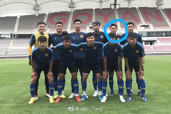 华裔专家:挪威籍华裔球员郑博彦试训江苏苏宁