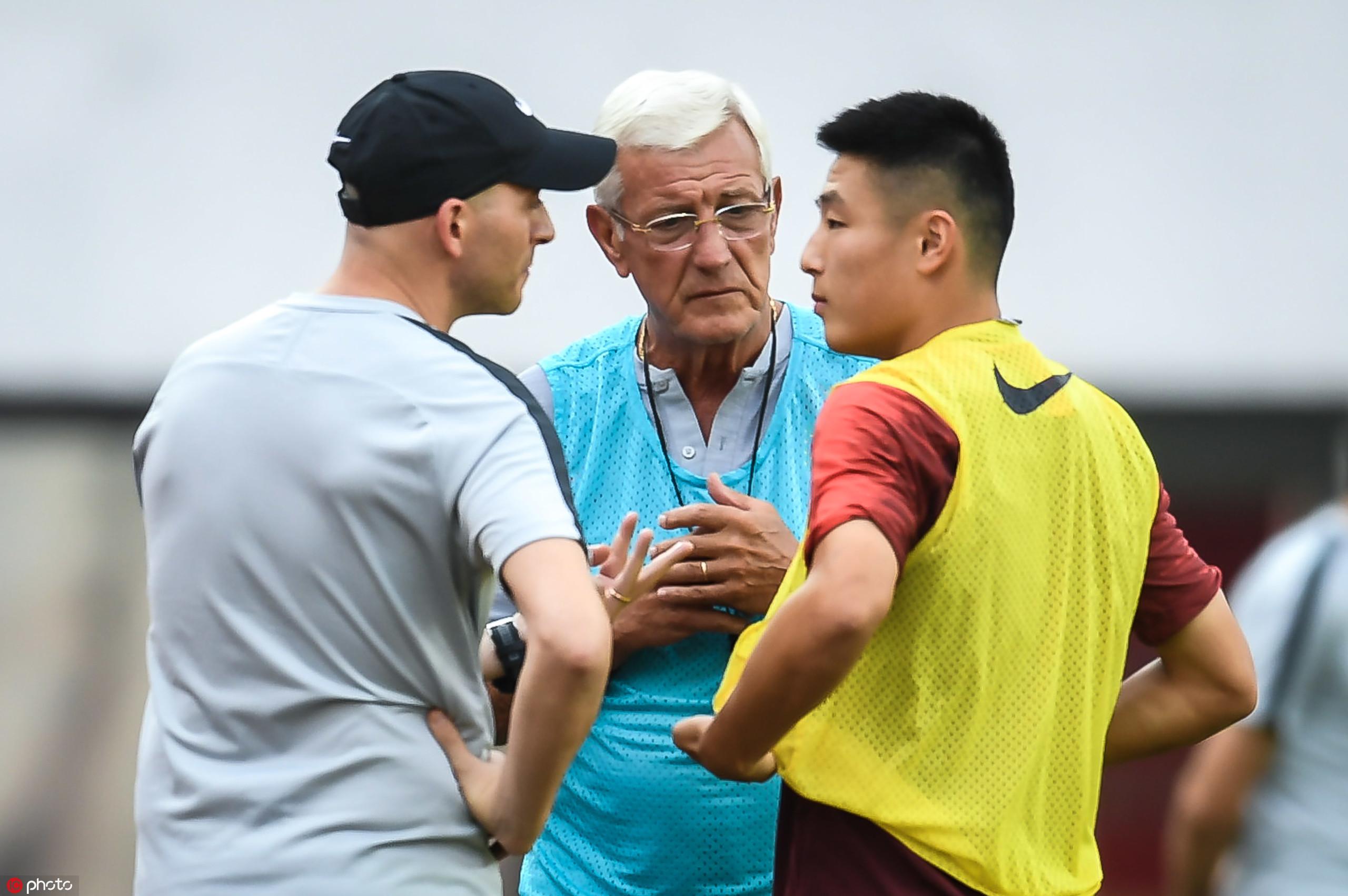 记者:武磊回归国足始训与艾克森、杨旭同分hg0088手机版组