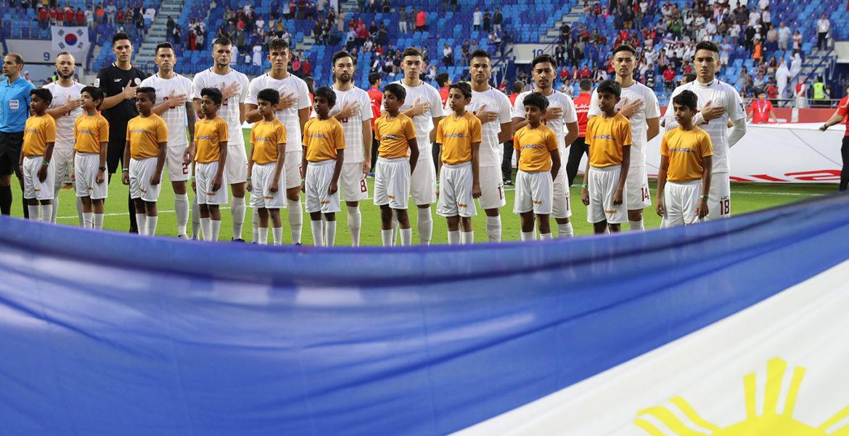 菲律宾战叙利亚和关岛23人名单,英冠门将埃瑟里奇缺席