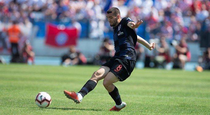 官方:科瓦契奇右腿跟腱发热,退出本期克罗地亚国家队