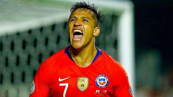 智利主帅:加盟国米是桑切斯的好机会,希望他能多上场