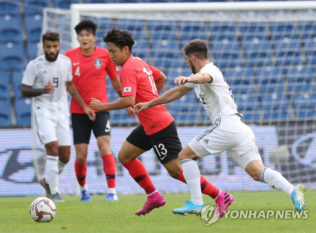 李刚仁完善韩国队始秀:很愉快,感谢让肆意球hg0088官网哥哥们