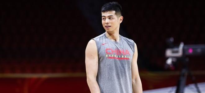 中国男篮阵容调整,方硕首发出战