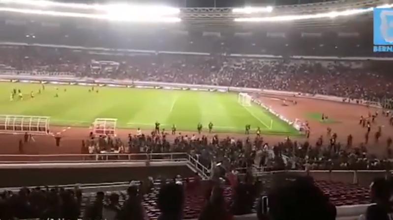 坚定立场,印尼体育部长就球迷暴力行为向马来西亚道歉