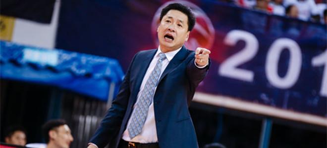 李春江:对方很有实力,最后赢22分不容易