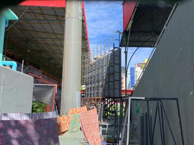 东体:马尔代夫体育场上空仍挂吊扇,只能原谅几千球迷