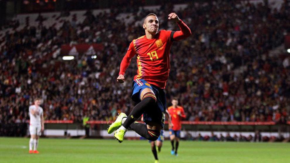 罗德里戈:我爱瓦伦西亚,瓦伦西亚的球迷也都爱我