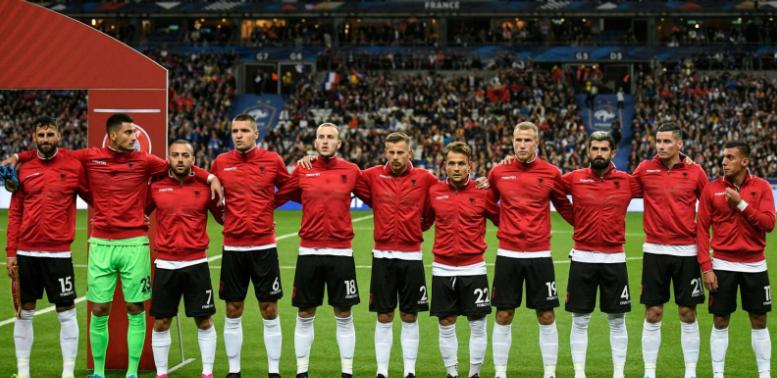 欧预赛放错国歌,法国总统马克龙向阿尔巴尼亚致歉