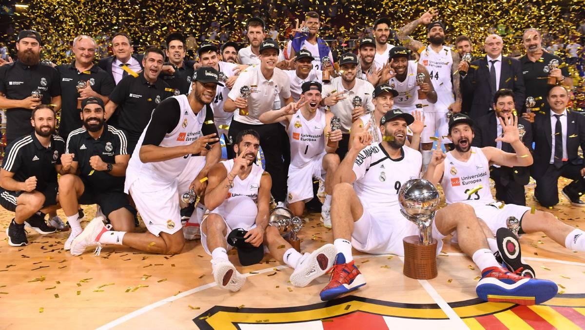 佛爷确认伯纳乌杯停办一年,并计划让皇马篮球队打NBA