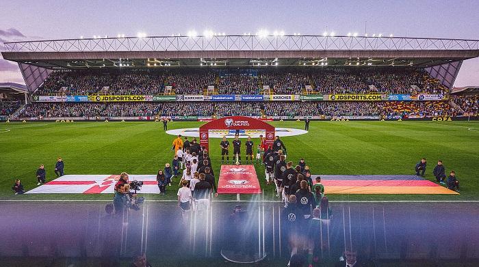 受关注,超过千万德国球迷收看德国与北爱尔兰比赛