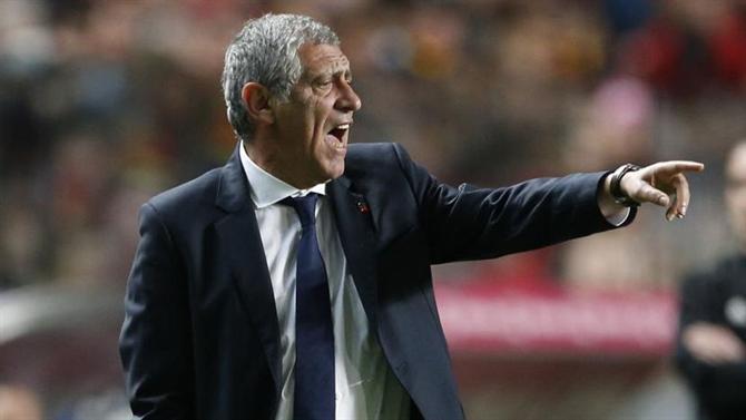 桑托斯:有C罗在葡萄牙更接近胜利,他还会继续创造纪录
