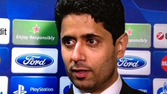 纳赛尔:伊卡尔迪是好球员,我们对他给予厚望
