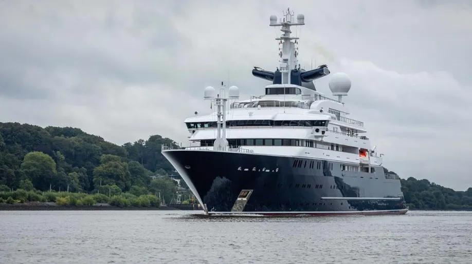 开拓者已故老板保罗-艾伦的游艇以3.25亿美元挂牌出售