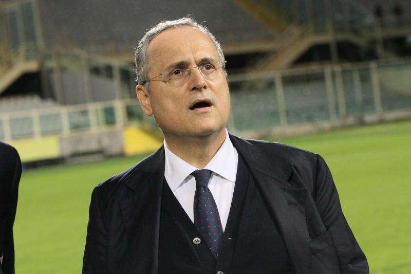 拉齐奥主席:目标是晋级欧冠,希望球队发挥出全部潜力