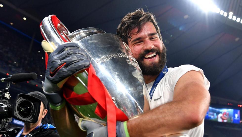 阿利松专访:两次欧冠反转巴萨都是吾生涯最健忘的比赛