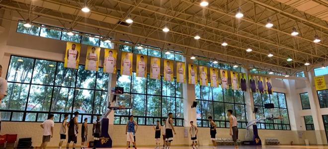 广东双外随队出征篮球亚冠,易建联、赵睿近期将归队