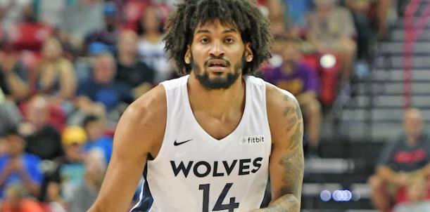 官方:灰狼與Jordan Murphy簽約