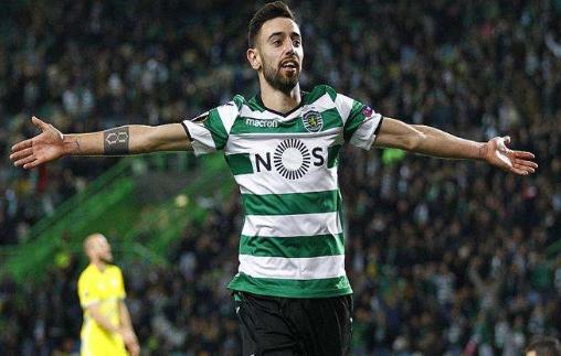 葡媒:葡萄牙体育要给布鲁诺涨薪,税后年薪200万欧
