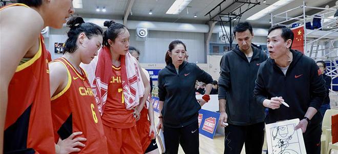 女篮教学赛不敌澳洲,许利民:拼搏精神和执行力有进步