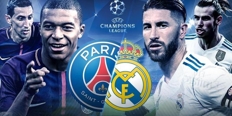 [数据板]欧冠预热:巴黎vs皇马上赛季欧冠数据对比