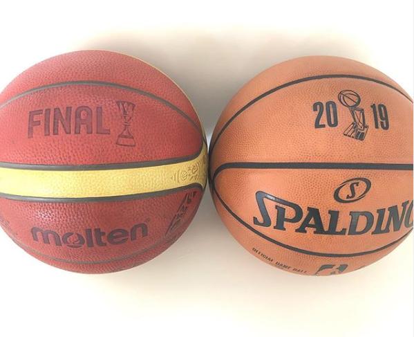 小加晒出NBA和世界杯夺冠纪念用球:收获不错的一年