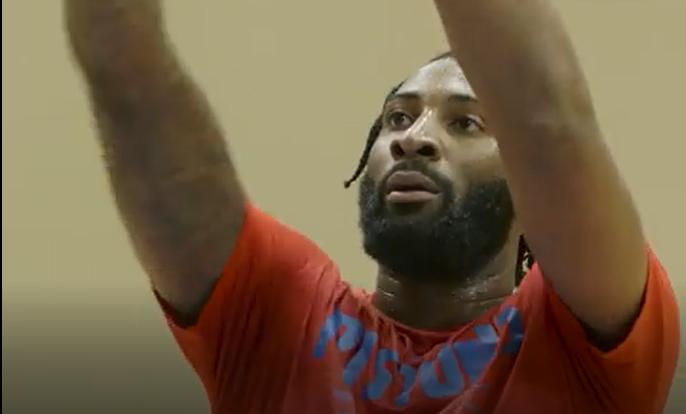 【影片】瘋狂的數據!活塞官方曬出Drummond歷史級數據並配投籃影片