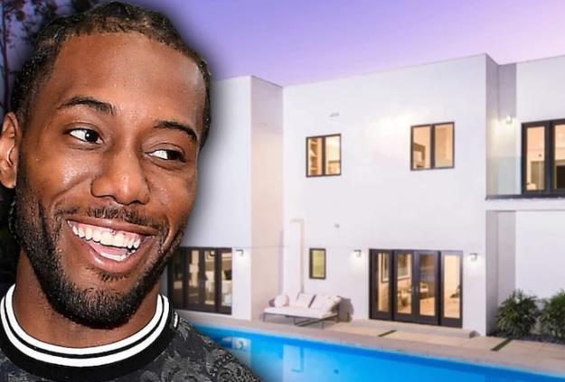 亚博-伦纳德洛杉矶找房,看了一座价值千万美元的豪宅