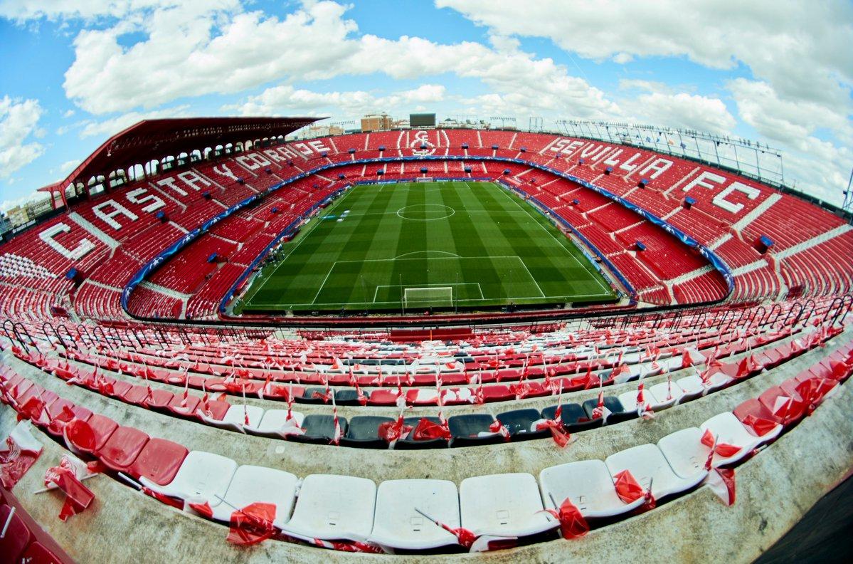 官方:塞维利亚的皮斯胡安球场将主理2021年欧联杯决赛
