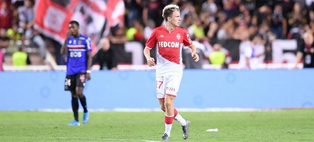法甲:戈洛温造3球摩纳哥迎首胜,马赛第戎互交白卷