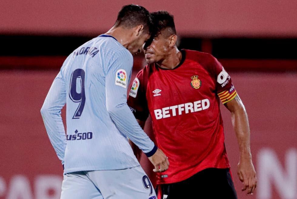 西班牙足协驳回马竞上诉,莫拉塔肯定 无缘马德里德比