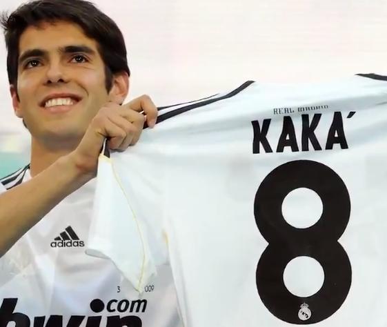 卡卡:欧冠最佳射手对我有特殊意义,因为我从不是个前锋