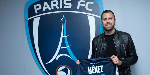 法媒:梅内加盟巴黎FC因主帅是恩师,将穿39号球衣