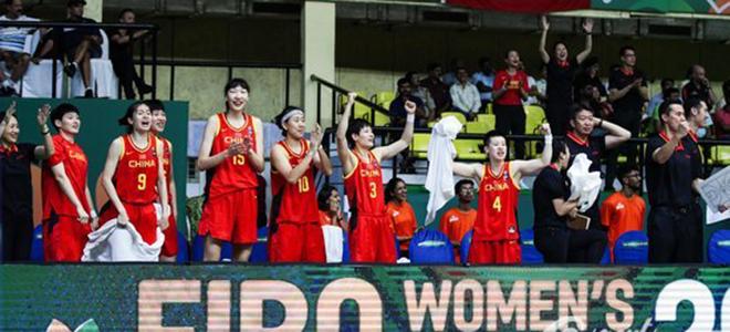女篮奥运资格赛亚太区预赛分组:中国与韩国同组