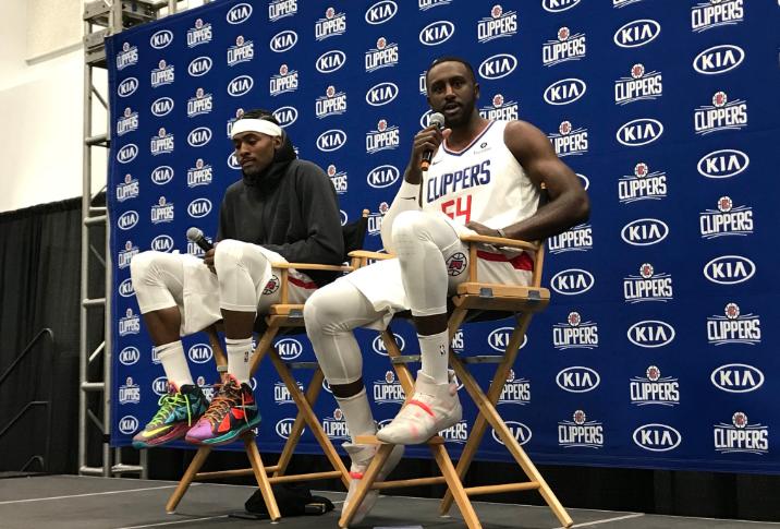 帕特森:如果我的鞋足够耐磨,我会在82场比赛穿同一双