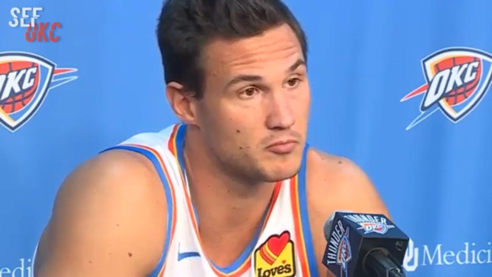 加里纳利:比起纽约和洛杉矶更喜欢丹佛,SGA很有潜力