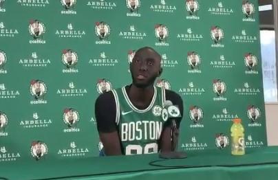 塔科-法尔:夏天在努力适应NBA,大学教练给过很多鼓励