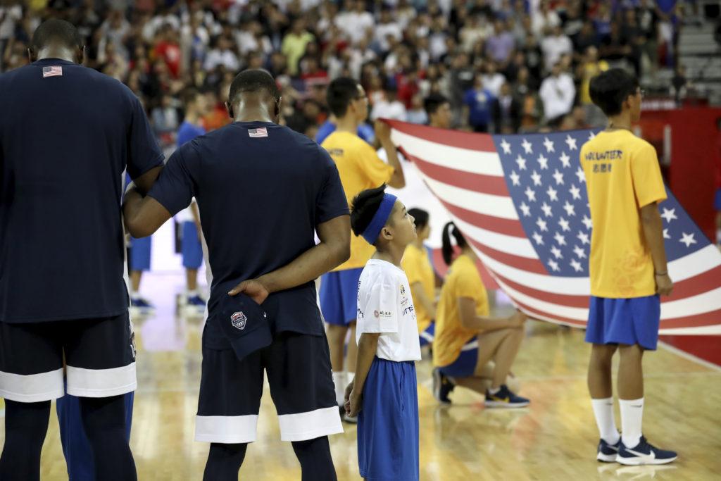 科兰杰洛:美国队本可夺冠,球员们对奥运会的回应会不同