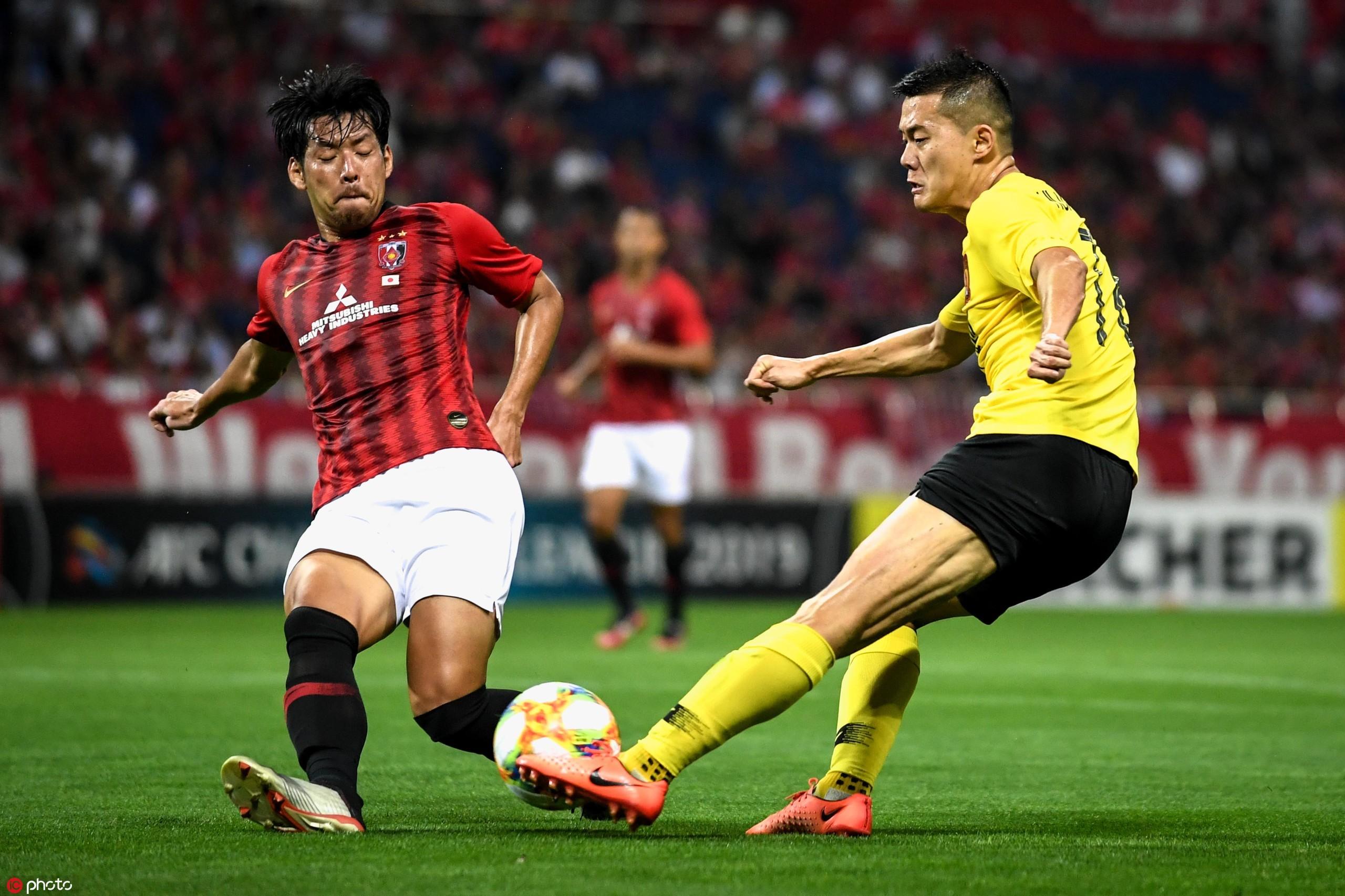 客场不敌浦和,恒大续写亚冠四年客场不胜日本球队纪录