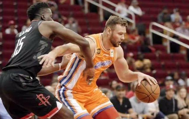 莫泰想回NBA:希望有机会再次证明自己,我爱休斯顿