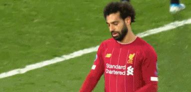 GIF:萨拉赫门前补射,利物浦三球领先