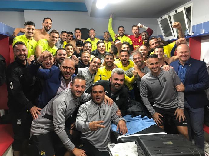 比埃拉延续第二场破门,拉斯帕尔马斯2-0蓬费拉迪纳