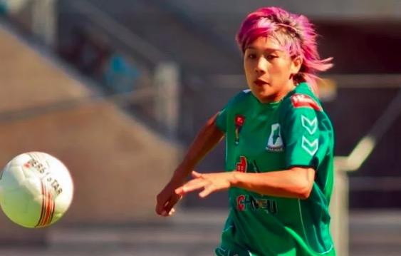 第一个在欧战正赛进球的中国人不是武磊,是台湾的曾淑娥