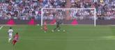 GIF:阿雷奥拉失误送点,马奇斯点球破