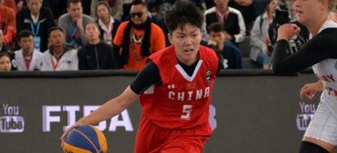 姚明抵达兰州,王海媚夺得U23女子技巧大赛冠军