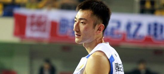 孟祥龙担任天津男篮新赛季队长