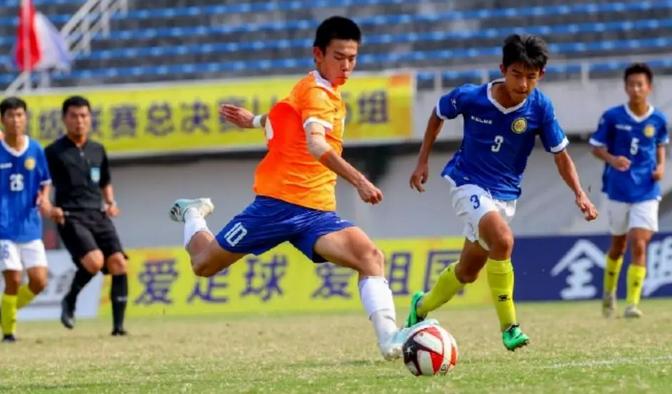 何幼珂5场7球,鲁能晋级青超联赛总决赛U15组决赛