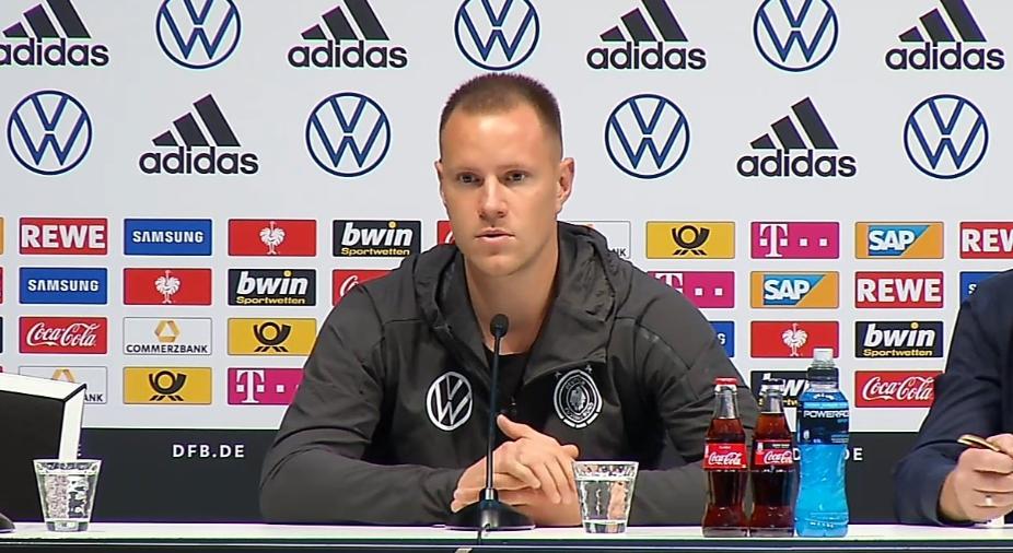 特尔施特根:没过众在意拜仁高层的话,吾凝神于足球