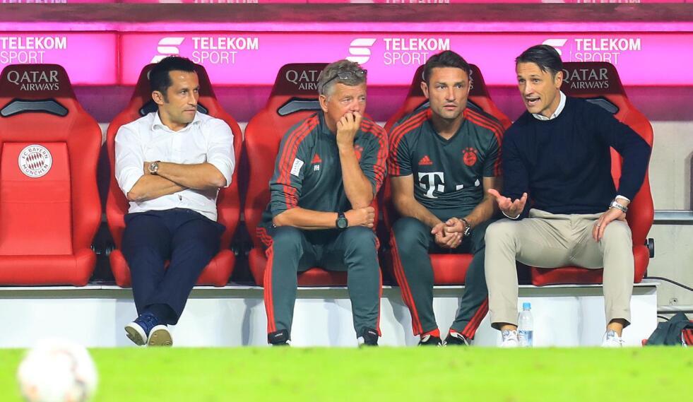 萨利:拜仁的球探遍布世界各地,戴维斯和辛格等于例子