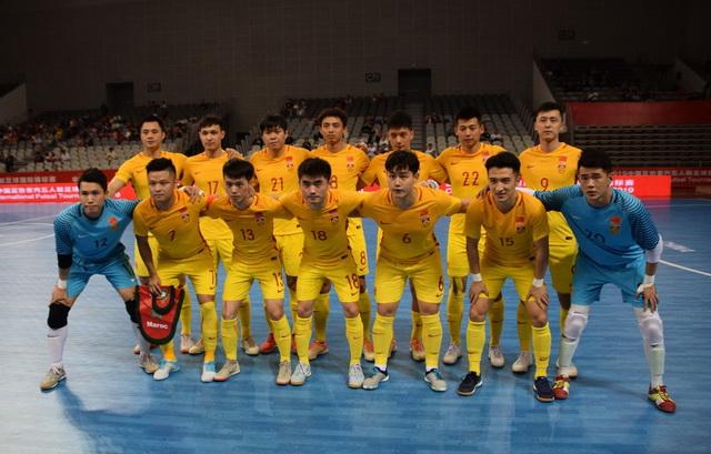 常熟五人制邀请赛:中国0-5不敌摩洛哥遭遇两连败